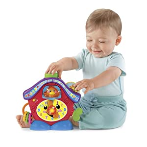 Fisher-Price Laugh and Learn Peek-a-Boo...