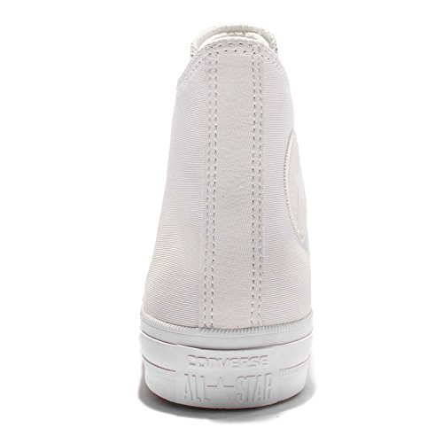 Blue Chuck Converse Womens Star All Hi white Trainers Taylor Leather Ii white zzqw5aCr