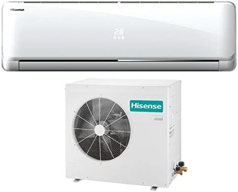 Hisense AS-12UR4SYDDC Sistema split Color blanco - Aire ...