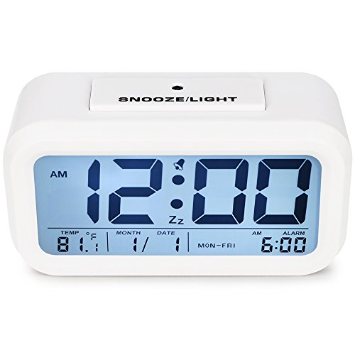 Easy To Set Alarm Clock Best Alarm Clock For Heavy