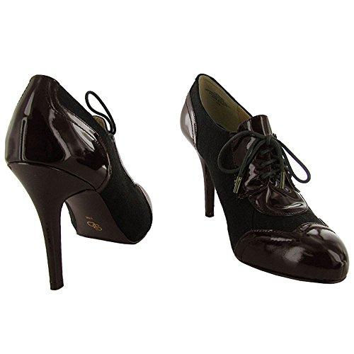 Circa Brown Pump Dark Circa Evenson Womens Oxford Womens dRZwqd