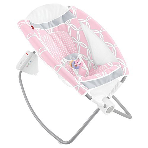 Fisher-Price Auto Rock 'n Play Sleeper - Pink by Fisher-Price