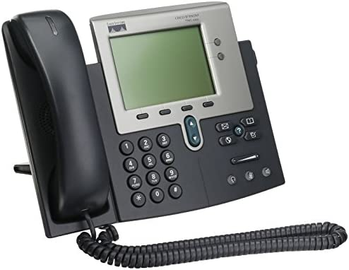 Cisco Unified IP Phone CP-7941G Unified IP Phone 7941G – Voip Phone and Device