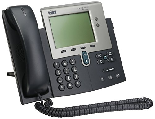 Cisco Unified IP Phone CP-7941G Unified IP Phone 7941G - Voip Phone and Device ()