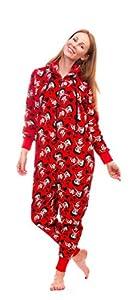 Betty Boop Women's Warm and Cozy Plush Onesie Pajama