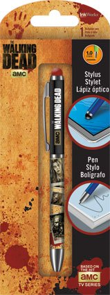 Walking Dead Ballpoint Click Pen and Stylus Combination