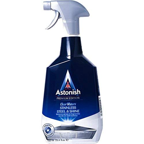 Astonish️ Stainless Steel Cleaner 500ml ... by Astonish