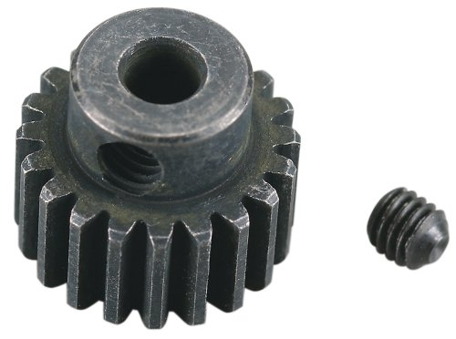 20 Tooth Pinion Gear (Duratrax 48P 20T Evader ST Pinion)