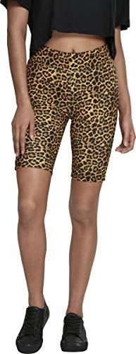 Urban Classics Damen Ladies Cycle Pattern Shorts