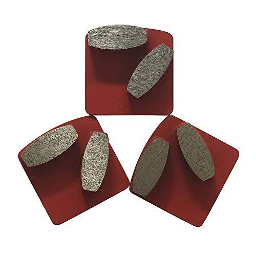 Diamond Grinding Disc #30/40 Grit for Husqvarna PG Floor Grinders for Efficient Concrete - Floor Grinding Disc