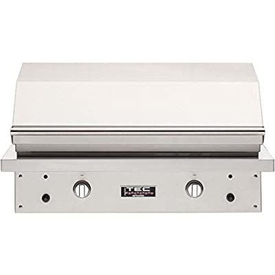 Tec Patio Fr 44-inch Built-in Infrared Propane Gas Grill