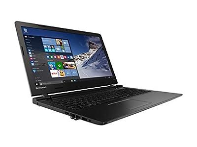 2016 Newest Lenovo Premium High Performance 15.6-inch HD Laptop (Intel Core i5 processor, 6GB DDR3L, 1TB HDD, DVD RW, Bluetooth, Webcam, WiFi, HDMI, Windows 10 ) - Black