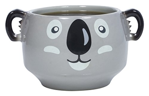 Animal Shaped Mugs Kritters In The Mailbox Animal