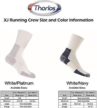 Thorlos XJ Max Cushion Running Crew