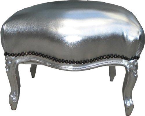 Plata barroca heces/media plata