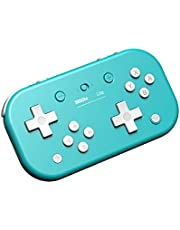 8Bitdo Lite Bluetooth Gamepad for Switch Lite, Switch & Windows (Turquoise Edition)