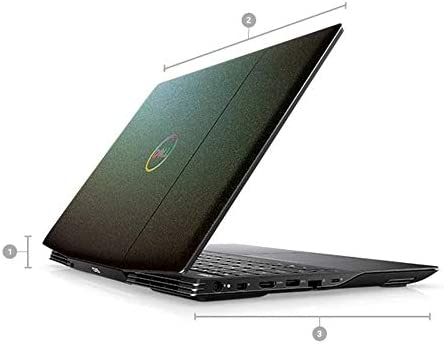 2020 Dell Gaming G5 15.6″ FHD Laptop Computer, 10th Gen Intel Core i5-10300H, 16GB RAM, 1TB SSD, Backlit Keyboard, GeForce GTX 1660 Ti, Webcam, HDMI, USB-C, Windows 10, Black, 32GB Snow Bell USB Card 418yNdHBriL