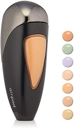 Temptu Perfect Canvas Airbrush One Step Concealer & Color Corrector Airpod, Peach, 0.28 fl. oz.