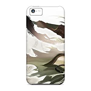 New Premium Flip Cases Covers Ma Chao Skin Cases For Iphone 5c