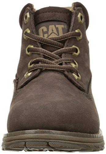Caterpillar Unisex-Kinder Founder Chukka Boots Braun - Marron (Mulch)