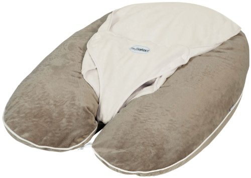 Candide Baby Group Multi-Relax 3-in-1 Multifunctional Maternity Pillow - Taupe