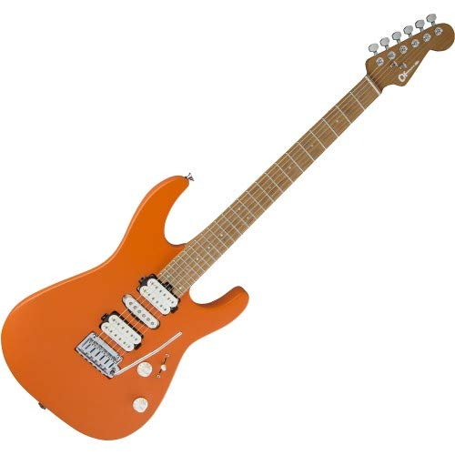 (Charvel Pro-Mod DK24 HSH - Satin Orange)
