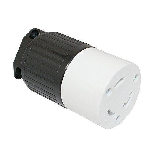 KHY 250V 30 AMP Twist Lock Female Plug for RV Camper Generator Electric Cord Plug End 250