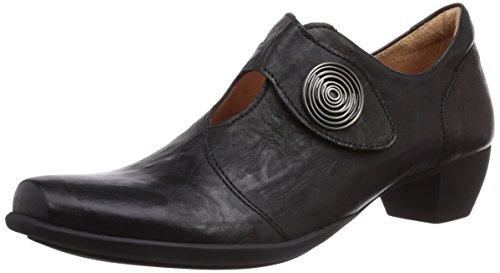 Think! Bee - Zapatos de tacón para mujer Negro