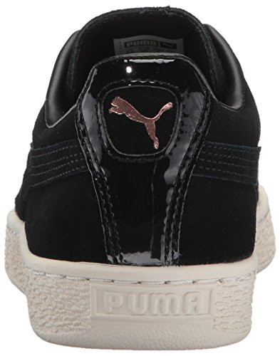 Puma Damen Wildleder XL Lace VR Schuhe Puma Black-puma Black