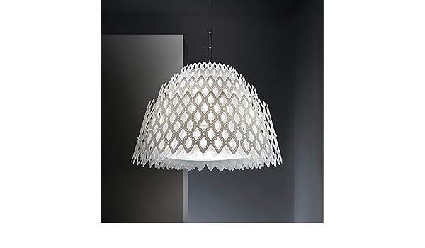 Slamp Charlotte - Lámpara de techo LED (7000 lm, 2700 K), color ...