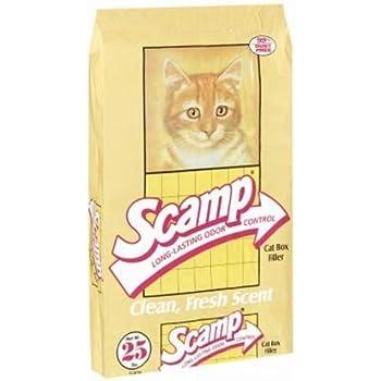 Amazon Com Scamp Non Clumping Cat Litter Pet Litter