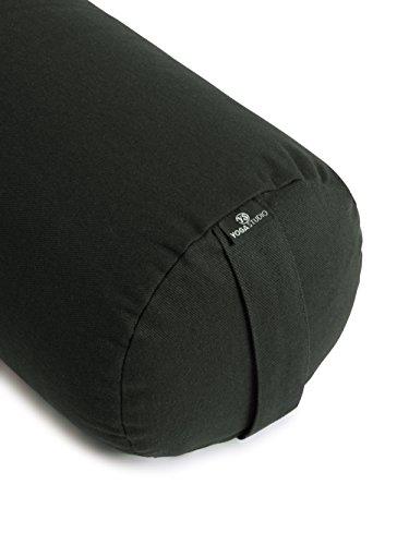 YogaStudio Kit de Mancuernas Bolster & 1,5 kg, Negro: Amazon.es: Deportes y aire libre