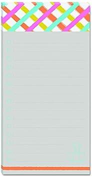 Post-it Notas super adesivas, 10 x 20 cm, 3 blocos, designs impressos sortidos (7366-OFF3)
