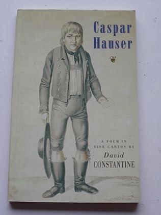 book cover of Caspar Hauser
