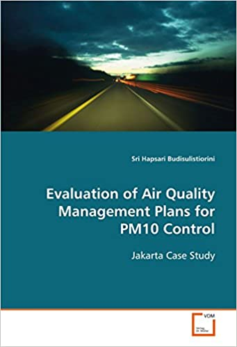 Evaluation of Air Quality Management Plans for PM10 Control: Jakarta