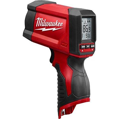 Milwaukee 2278-20 M12 12:1 Infrared Temp-Gun by Milwaukee