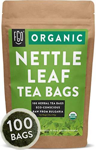 10 best organic green tea leaves bags