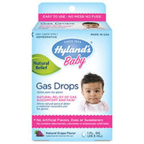 Hylands, Baby Gas Drops, 1 Ounce