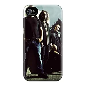 Bumper Hard Cell-phone Cases For Iphone 4/4s (rOb14074DHqZ) Custom Beautiful Papa Roach Skin