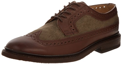 Frye 84619 James US Tan Wingtip Oxford 84625 Men's 7 M Fatigue qvxrqn7