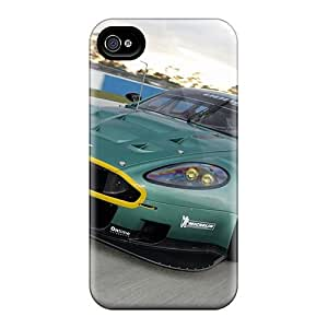 New RJU26186Crdt Aston Martin Dbr9 Skin Cases Covers Shatterproof Cases For Iphone 6