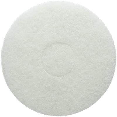 11/cm di diametro Confezione da 5 bianco 3/M hg111-wt Floor Pad