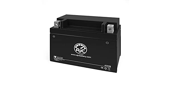 2014-2016 AJC Battery Compatible with Honda CBR650F 650CC Motorcycle Replacement Battery