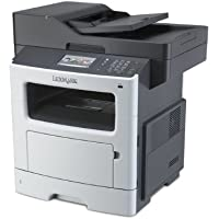 Lexmark MX510DE Laser Multifunction Printer - Monochrome - Plain Paper Print - Desktop 35ST987