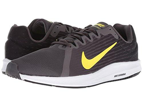 NIKE Grey 010 Grey Chaussures Thunder Yellow Multicolore Homme Oil de Compétition 8 Dynamic Downshifter Running r6qOrz