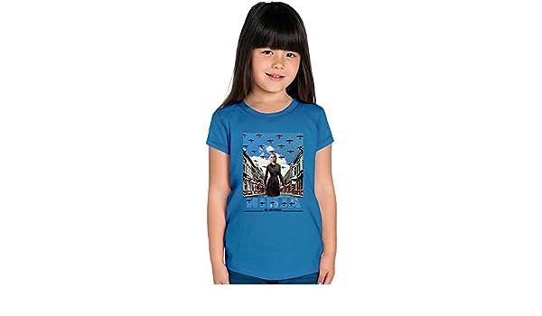 Die Antwoord Enter The Ninja Girls T-shirt 12+ yrs: Amazon ...