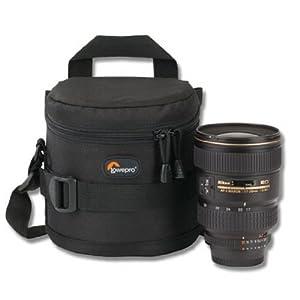 Lowepro Lens Case 11 x 11 cm (Black)