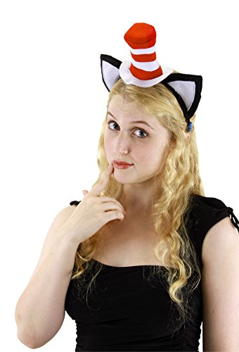 Hats Dr Suess (Elope Cat in the Hat, Hat Headband with)