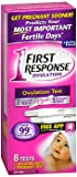 First Response Ovulation Tests - 8 each, Pack of 6