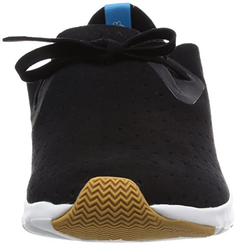 Fashion Unisex Native Apollo Black Sneaker Moc qwAz1Rt
